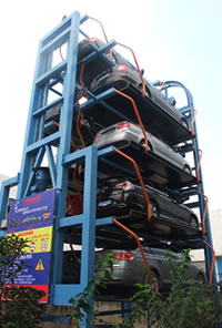 VERTICAL ROTARY PARKING SYSTEM_home